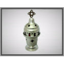 Aluminum Vigil Oil Lamps