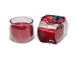 """Κερί Αρωματικό ποτήρι """"Aladino"""""""