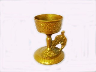 Metallic Censer Cup Big