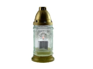"Glass Electrical ""Little - Lantern"" (Α' quality)"