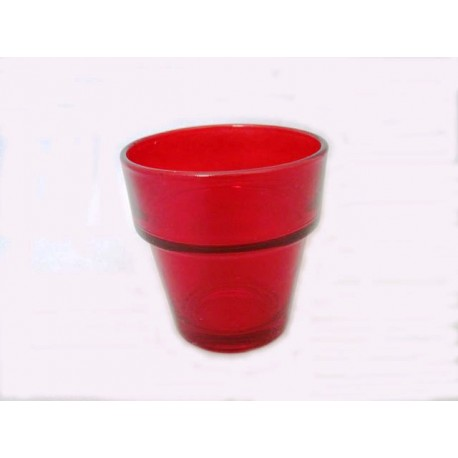 Glass Votive Cup Small
