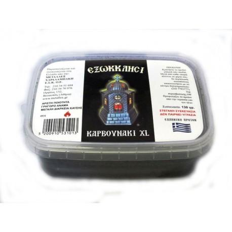 Καρβουνάκι 35mm σε ταπεράκι