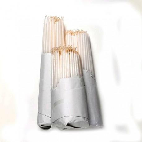 Κερί Εκκλησίας, Παραφίνης - Λευκό