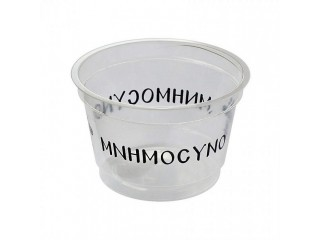 Memorial Service Bowl, Plastic