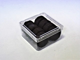 Incense Charcoal 27 mm - Small case