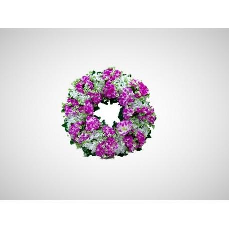 Λουλούδι Πλαστικό, Στεφάνι