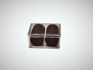 Incense Charcoal 22 mm - Small case